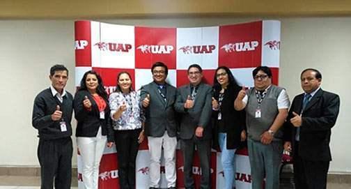 Socialización de bases para las convocatorias de Proyectos de Investigación a partir de fondos concursables – Filial Chiclayo