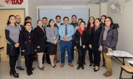 UAP FORTALECE ESTÁNDARES DE ISO 9001 Y HERRAMIENTAS DE CALIDAD