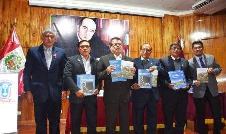 DOCENTES DE LA UAP PARTICIPARON EN REVISTAS CIENTÍFICAS DE LA UNIVERSIDAD JORGE BASADRE GROHMANN