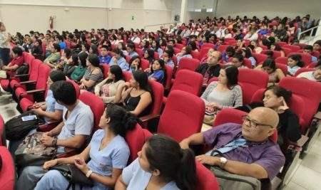 ESTUDIANTES DE LA UAP  PIURA RECIBIERON CHARLA DE GENERACIÓN 2030