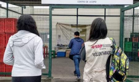 UAP REALIZA CONVOCATORIA PARA NUEVOS VOLUNTARIOS