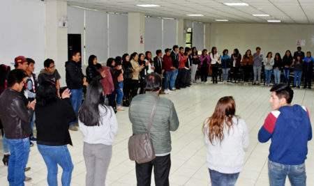 UAP HUANCAYO REALIZÓ TALLER DE EMPLEABILIDAD E IMAGEN PERSONAL